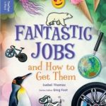 Front cover of the book Fantastic Jobs and How to get them