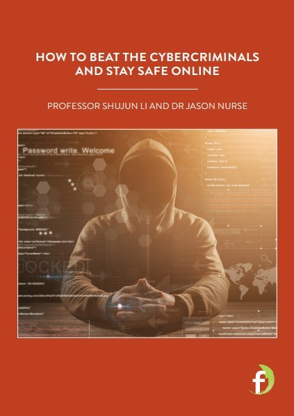 Hooded cyber criminal on the front cover of the Futurum Careers Article in Cyber Security